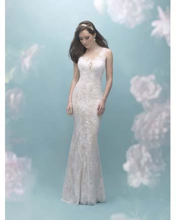 Allure Bridal 9455