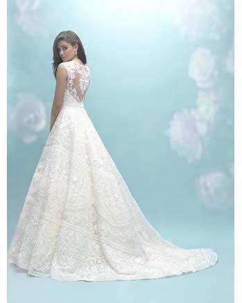 Allure Bridal 9457