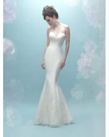 Allure Bridal 9458