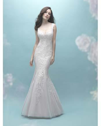 Allure Bridal 9463
