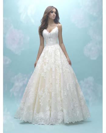Allure Bridal 9466