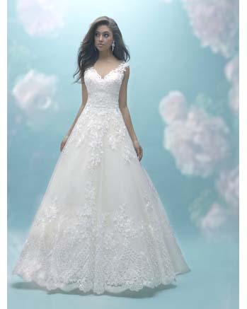 Allure Bridal 9470
