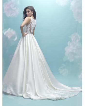 Allure Bridal 9473