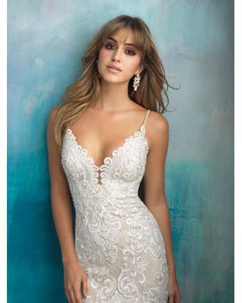 Allure Bridal 9501