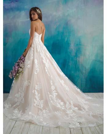 Allure Bridal 9502