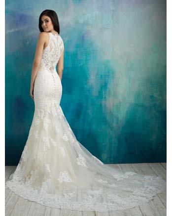 Allure Bridal 9504