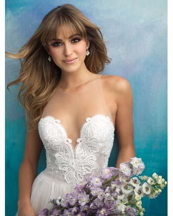 Allure Bridal 9505
