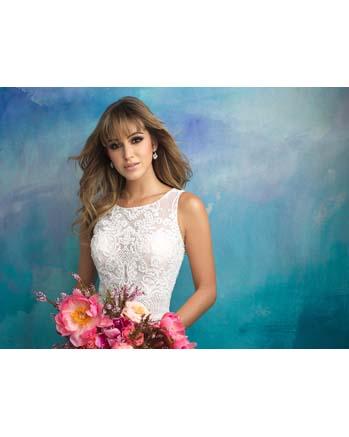 Allure Bridal 9507