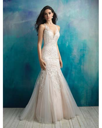 Allure Bridal 9511