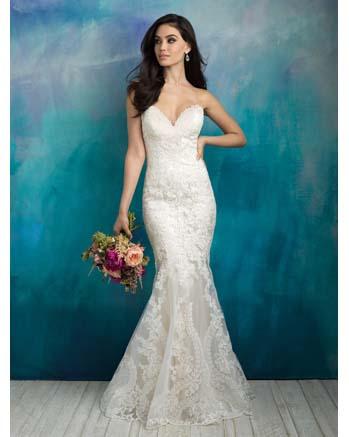Allure Bridal 9516