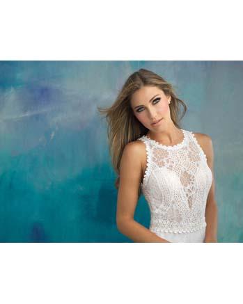 Allure Bridal 9518