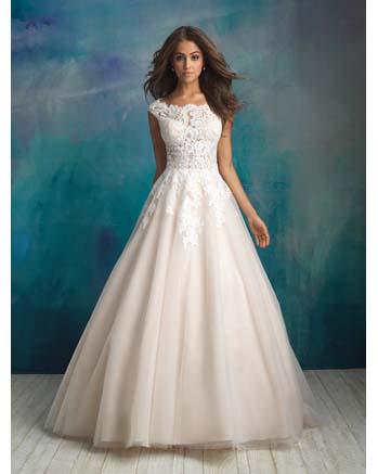 Allure Bridal 9520