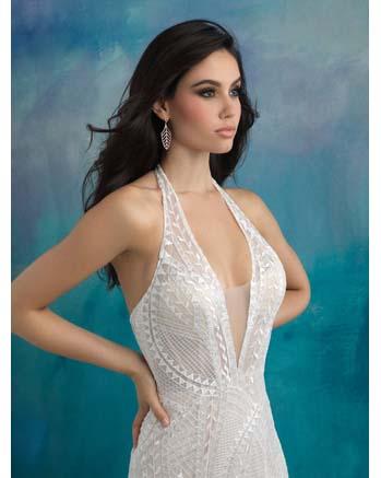 Allure Bridal 9522