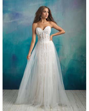 Allure Bridal 9523