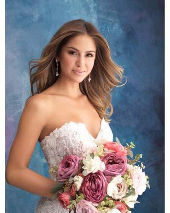 Allure Bridal 9550