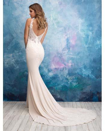 Allure Bridal 9554