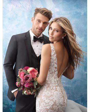 Allure Bridal 9556