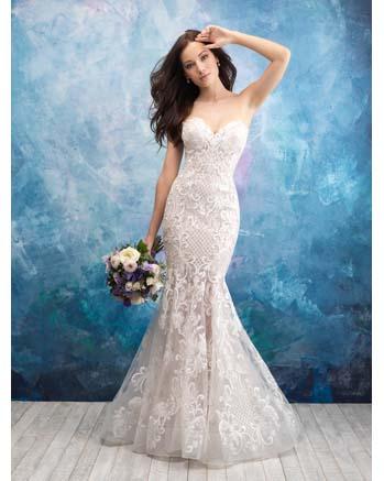 Allure Bridal 9560