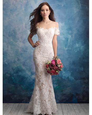 Allure Bridal 9569