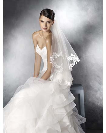 White One by Pronovia JABEL