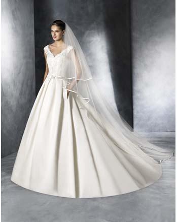 White One by Pronovia JENNY