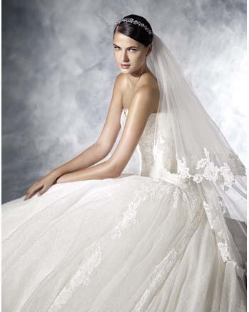 White One by Pronovia JERI