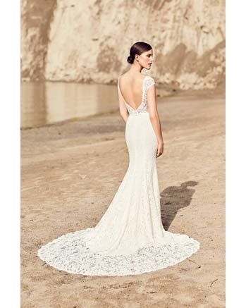 Mikaela 2116 Beach Wedding Gowns