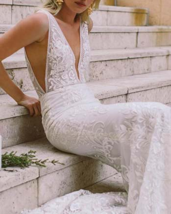 San Francisco Made with Love Bridal Dresses