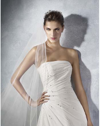 White One by Pronovia TERESA